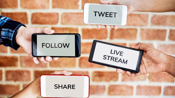 The Social Media Landscape: Major Trends To Watch Out In 2020