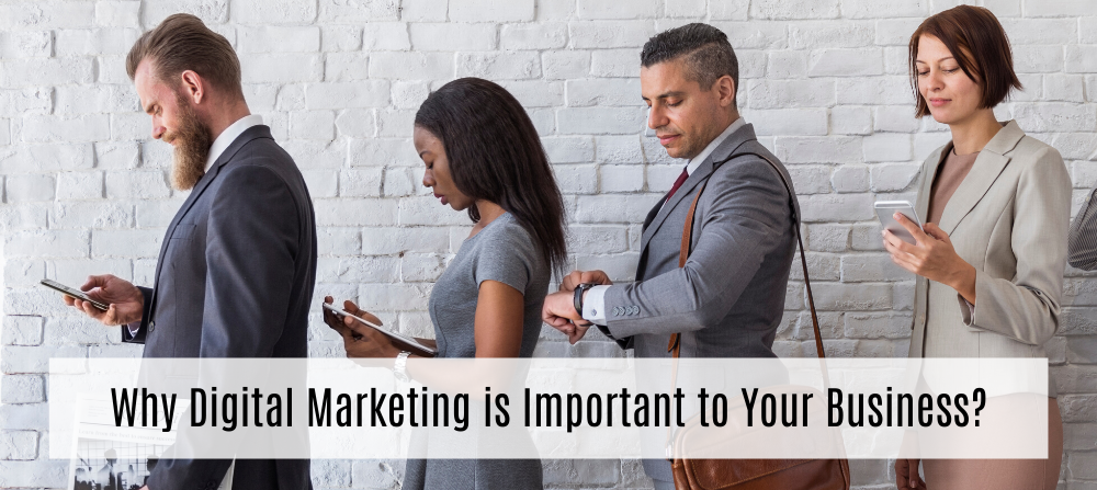 Why Digital Marketing Is Essential For Your Business Growth In 2020?